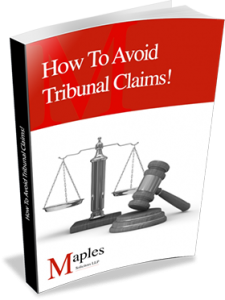 How To Avoid Tribunal Claims paperback image